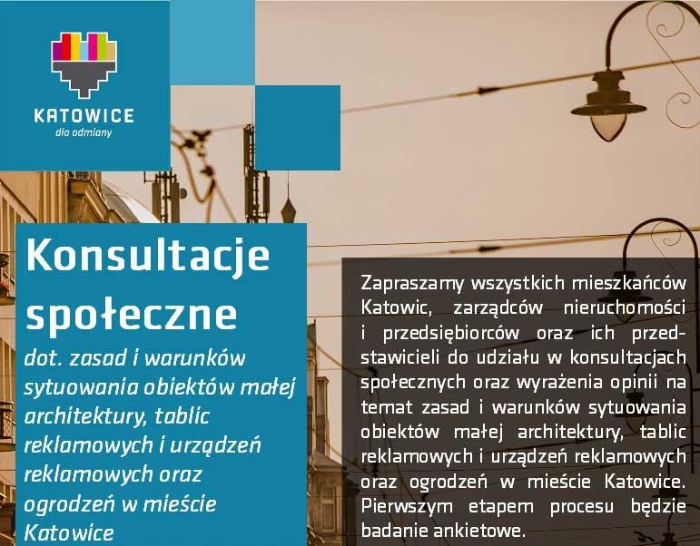 Reklama w przestrzeni publicznej Katowice