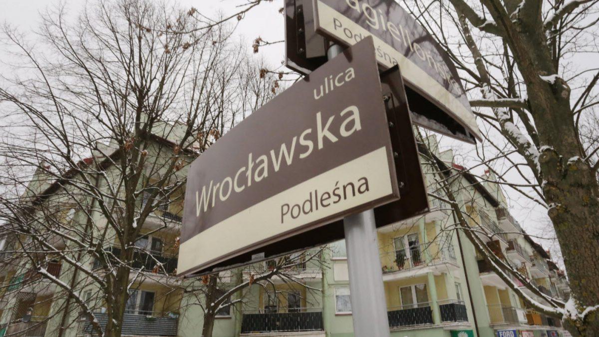 zróżnicowane tablice informacyjne SIM w Olsztynie dla stref historycznej i współczesnej