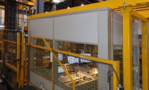 pomieszczenia w zabudowie przemysłowej hal
