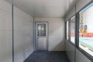 Nietypowe pomieszczenia z płyt warstwowych