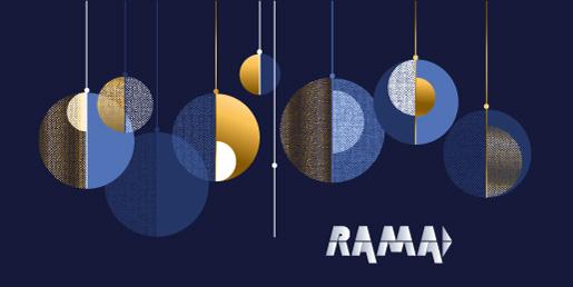 kartka świąteczna RAMA 2021